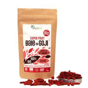 Baie de goji- super aliments - complément alimentaire
