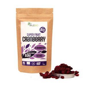 Cranberry - super aliments - complément alimentaire