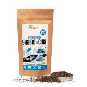 graine de chia - complement alimentaire - super aliments