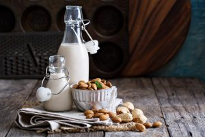 lait vegetal - lait amande - blog davidson distribution