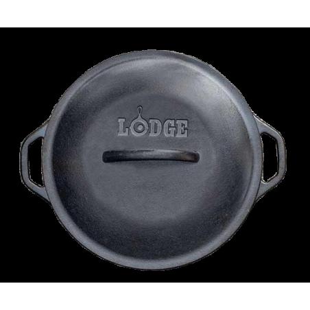 Lodge Cocotte en fonte naturelle