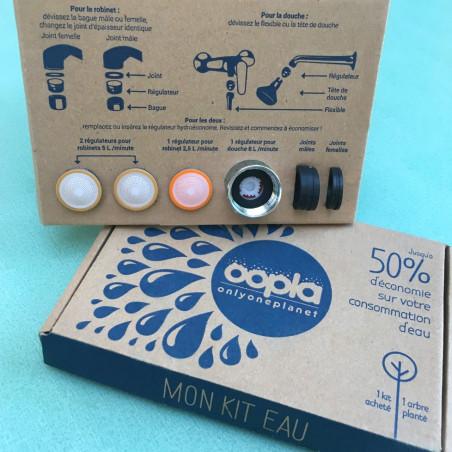 Kit économie d'eau Oopla