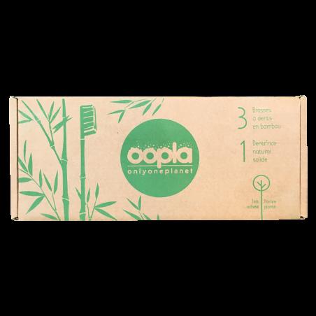 kit zéro déchet d'Oopla