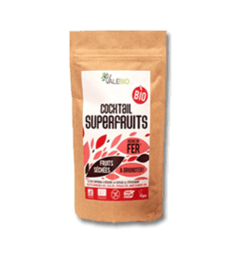Cocktail superfruits - super aliments - 120 gr
