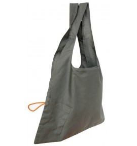 Sac de shopping Origami Gris