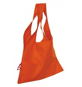Sac de shopping Origami Orange