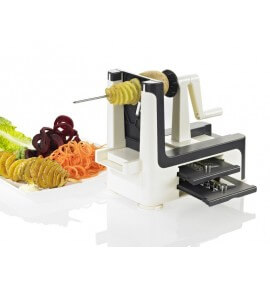 Spiralizer manuel Lurch Super Spiral slicer