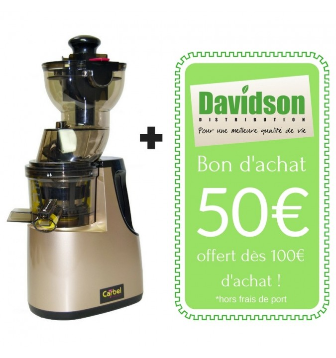 Carbel GG golden + bon d'achat 50 €