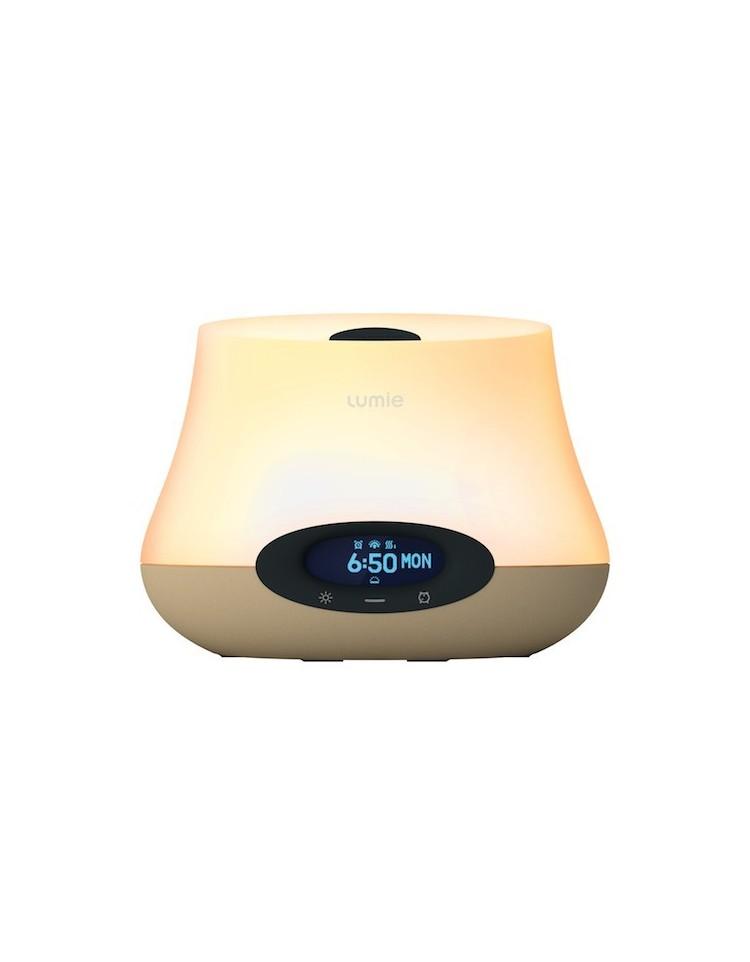 reveil et simulateur d 39 aube luminotherapie davidson. Black Bedroom Furniture Sets. Home Design Ideas