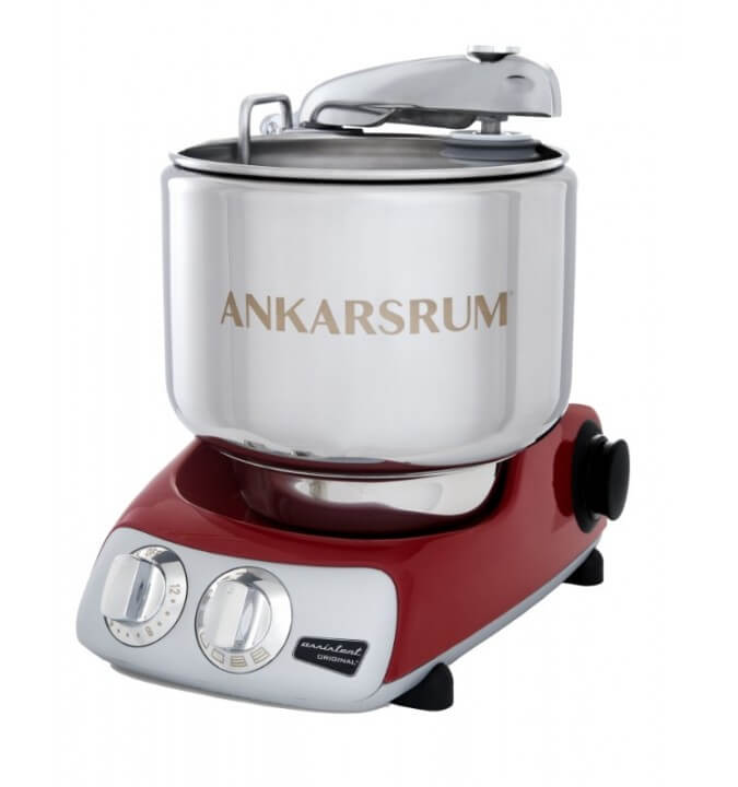 Ankarsrum 6230 - Assistant culinaire rouge