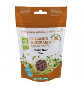 Graines germées Germline RADIS NOIR BIO 150G
