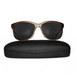 Lunettes Ophtalgym - lunettes à trous et livre