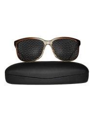 lunettes à grille et à trous ophtalgym