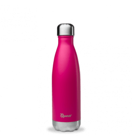 bouteille isotherme rose - thermos