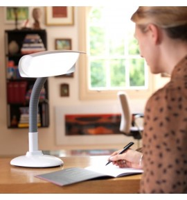 Lampe de luminothérapie de bureau LUMIE DESK LAMP II à Led