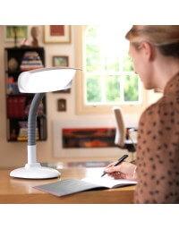 Lampe de luminothérapie de bureau LUMIE DESK LAMP II à Led