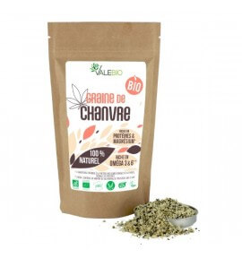 Superfood Valebio Graine de chanvre