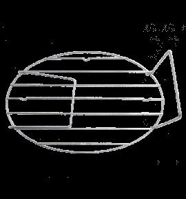 grille roaster moyen modèle