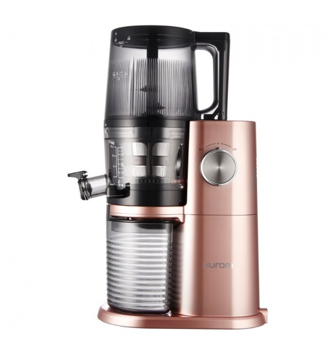 Extracteur de jus Hurom H-AI rose gold