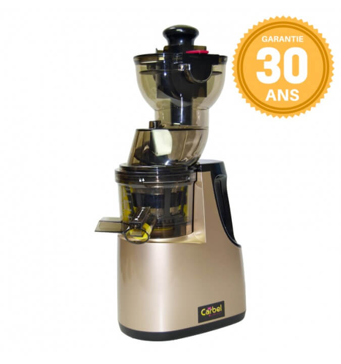 Extracteur de jus Carbel GG golden