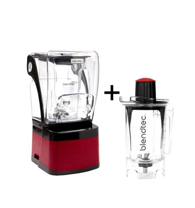 Blender Blendtec Pro 800 rouge grenad