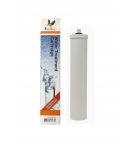 Catouche filtration eau DUO Cleansoft Anti calcaire