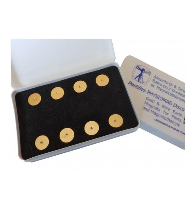 davidson-distribution-pastilles-physiomag-lot-aimants-magnetotherapie