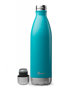 Bouteille isotherme inox brossé 750 ml