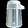 Distillateur d'eau Megahome inox 304 + carafe en verre