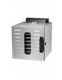 Déshydrateur Inox 8 grilles 28,5/20 cm- Foodvac