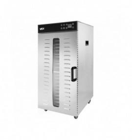 Déshydrateur Inox 20 grilles 40/38 cm- Foodvac