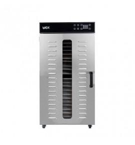 Déshydrateur alimentaire Inox 20 grilles 40/38 cm Foodvac