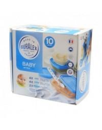 Set bébé 10 contenants + couvercle - Duralex