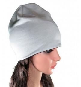 Bonnet anti-ondes éléctromagnétiques - E.P.E Conseil - 2 coloris Gris