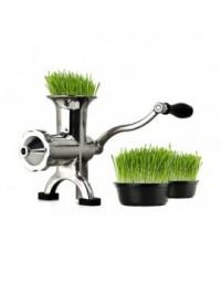 Extracteur de jus manuel en inox - herbe de blé BL-30