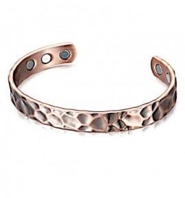 Bracelet magnétique cuivre Krista - Alphapole