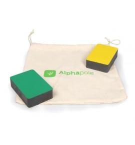 Galets magnétiques - Alphapole