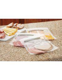 Sac de mise sous vide avec fermeture zip àglissière - 26 sacs de 0,95L - FOODSAVER