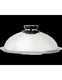 Couvercle Dome en inox - Ecovitam - Diamètre 28cm