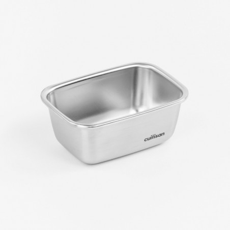 Boîte inox Cuitisan - boîte isotherme repas chaud ou froid