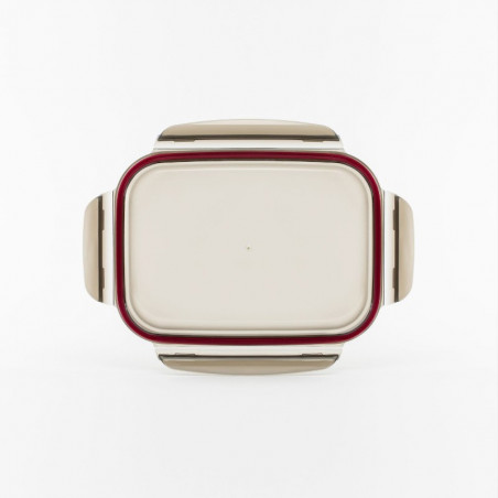 Boîte de conservation Cuitisan en inox compatible micro-ondes