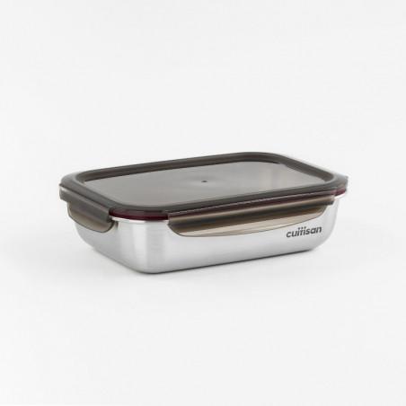 Boîte Cuitisan inox compatible micro ondes