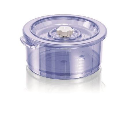 Bac polycarbonate - machine à emballer sous vide - Magic Vac - 2,5L