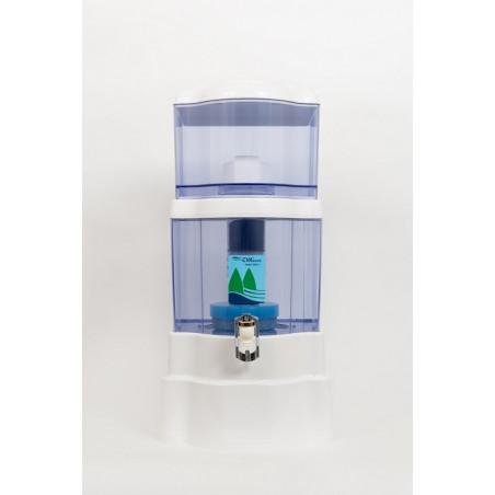 Fontaine a eau EVA 2500 - 25 Litres - Blanc