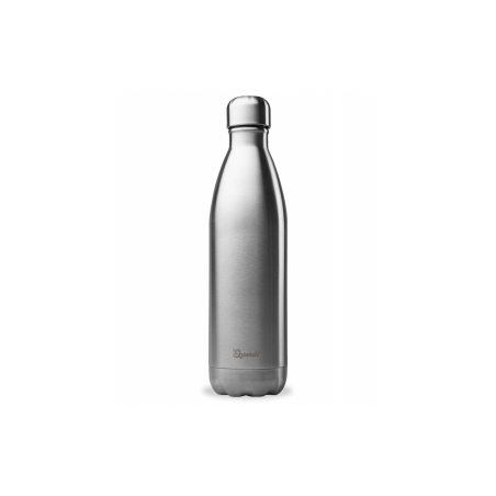 Bouteille thermos isotherme Qwetch inox - 500 ml