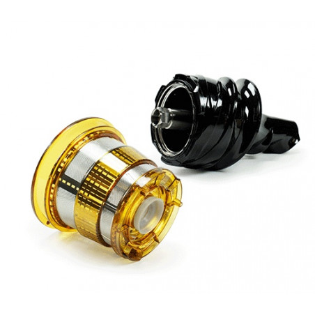 Extracteur de jus vertical Kuvings EVO820 - vis et filtre technologie Kuvings