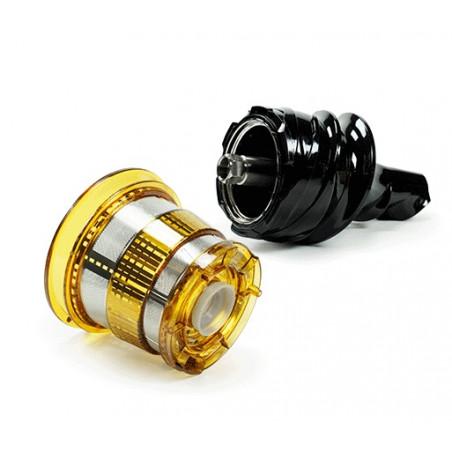 Extracteur de Jus Vertical à large embouchure EVO 820 - Nouvelle technologie Max Filter.