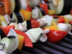 Le barbecue végétarien, c'est possible !