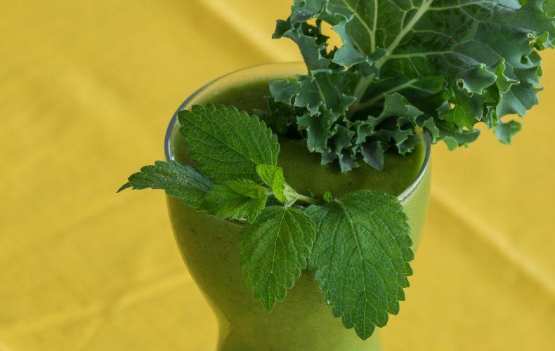 Recette Extracteur de jus: Le Green Velvet