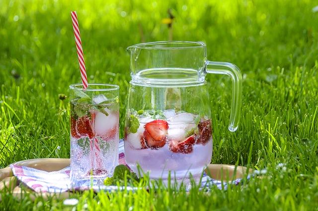 Eau detox : l'indispensable de l'été !